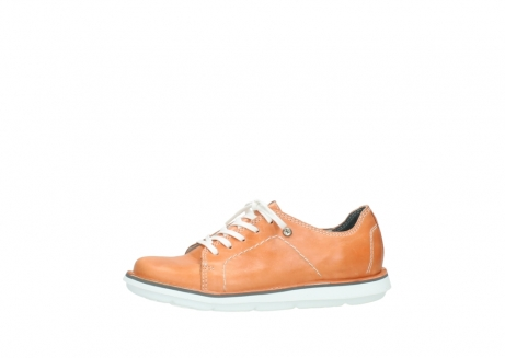 wolky lace up shoes 08475 coal 30540 peach leather_24