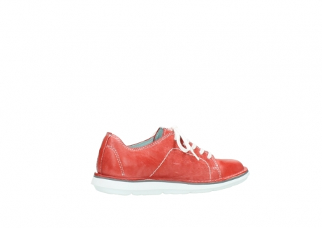 wolky lace up shoes 08475 coal 30570 red summer leather_11