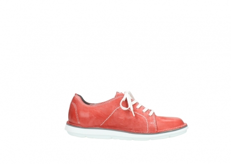 wolky lace up shoes 08475 coal 30570 red summer leather_13