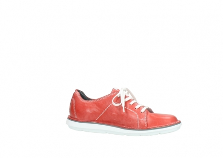 wolky lace up shoes 08475 coal 30570 red summer leather_14