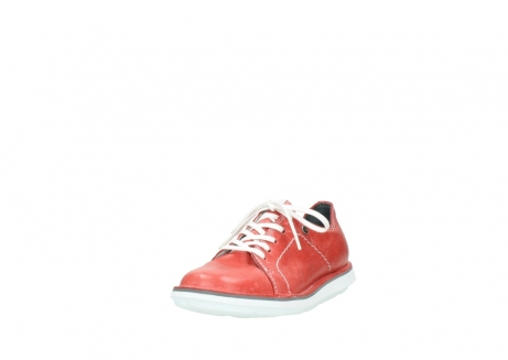 wolky lace up shoes 08475 coal 30570 red summer leather_21