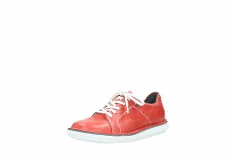wolky lace up shoes 08475 coal 30570 red summer leather_22