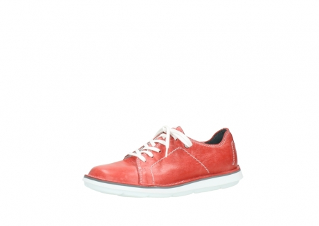 wolky lace up shoes 08475 coal 30570 red summer leather_23