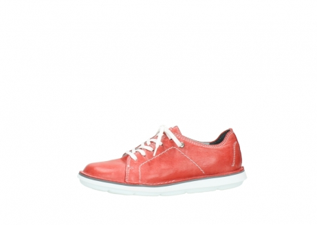 wolky lace up shoes 08475 coal 30570 red summer leather_24