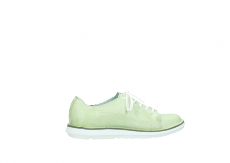 wolky lace up shoes 08475 coal 30750 lime leather_12