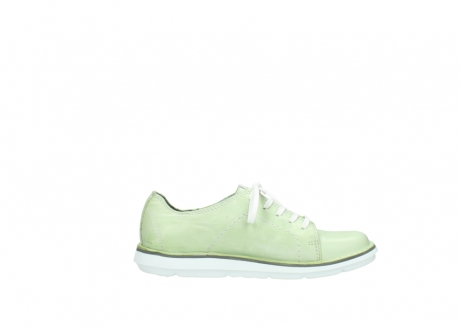 wolky lace up shoes 08475 coal 30750 lime leather_13