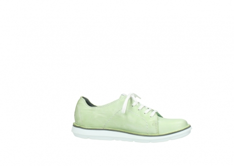 wolky lace up shoes 08475 coal 30750 lime leather_14