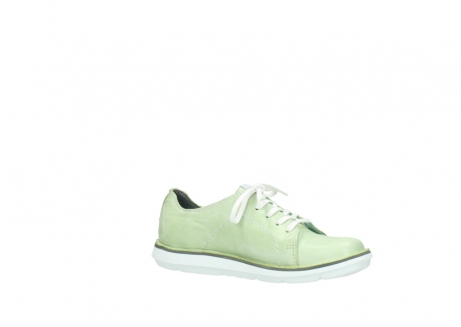wolky lace up shoes 08475 coal 30750 lime leather_15
