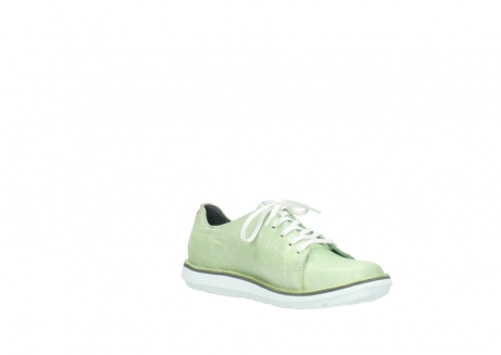 wolky lace up shoes 08475 coal 30750 lime leather_16
