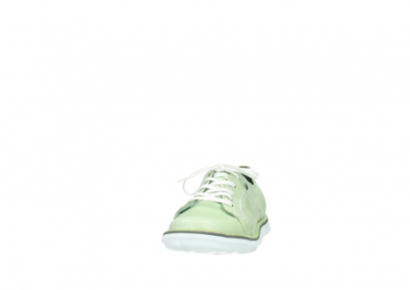 wolky veterschoenen 08475 coal 30750 lime leer_20