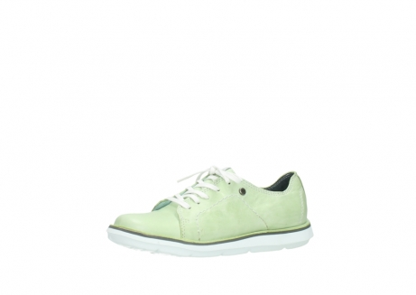 wolky veterschoenen 08475 coal 30750 lime leer_23