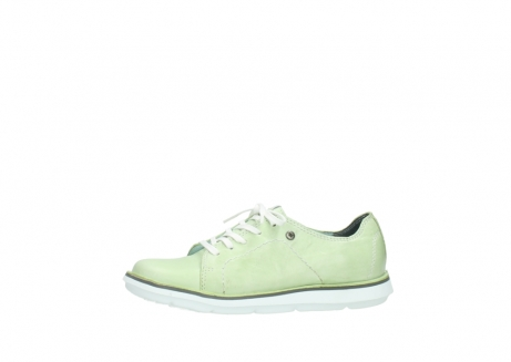 wolky lace up shoes 08475 coal 30750 lime leather_24