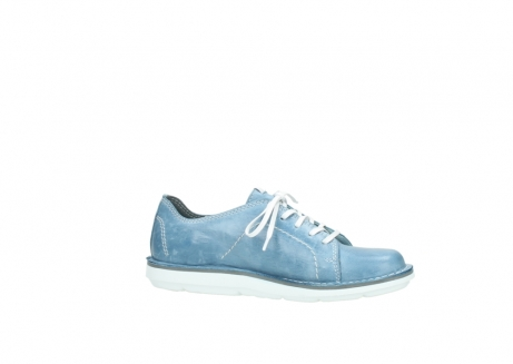 wolky lace up shoes 08475 coal 30820 denim leather_14