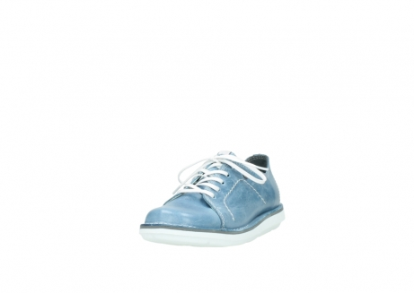 wolky veterschoenen 08475 coal 30820 denim leer_21