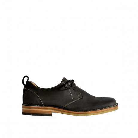 wolky lace up shoes 08552 namib 50000 black leather