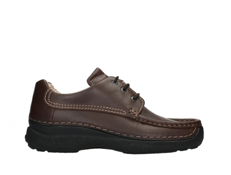 wolky chaussures a lacets 09201 roll shoe men 50300 cuir marron_1