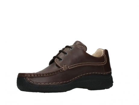 wolky chaussures a lacets 09201 roll shoe men 50300 cuir marron_11