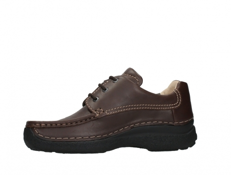 wolky chaussures a lacets 09201 roll shoe men 50300 cuir marron_12
