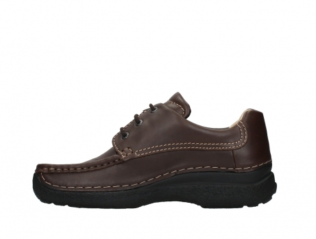 wolky chaussures a lacets 09201 roll shoe men 50300 cuir marron_13