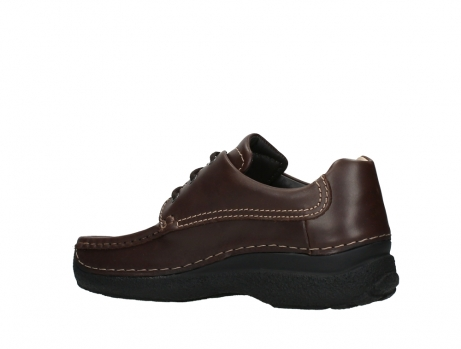 wolky chaussures a lacets 09201 roll shoe men 50300 cuir marron_15