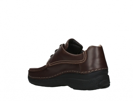 wolky chaussures a lacets 09201 roll shoe men 50300 cuir marron_16