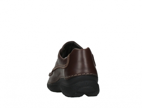 wolky chaussures a lacets 09201 roll shoe men 50300 cuir marron_18