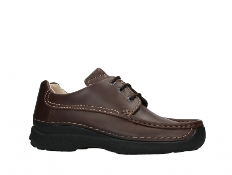 wolky chaussures a lacets 09201 roll shoe men 50300 cuir marron_2