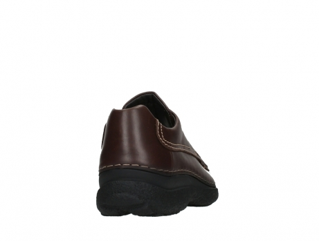 wolky chaussures a lacets 09201 roll shoe men 50300 cuir marron_20