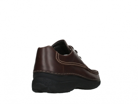 wolky chaussures a lacets 09201 roll shoe men 50300 cuir marron_21