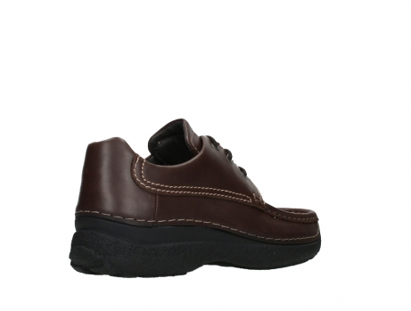 wolky chaussures a lacets 09201 roll shoe men 50300 cuir marron_22