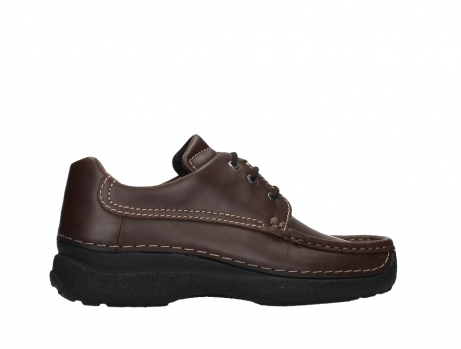 wolky chaussures a lacets 09201 roll shoe men 50300 cuir marron_24