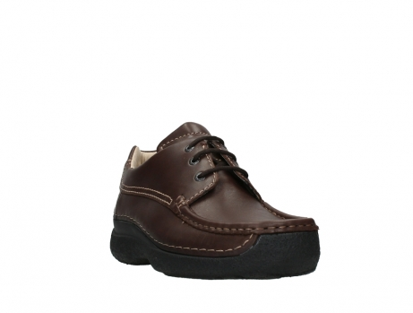 wolky chaussures a lacets 09201 roll shoe men 50300 cuir marron_5
