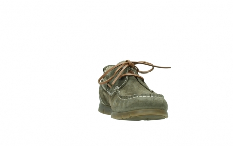 wolky lace up shoes 09326 flex 40150 taupe suede_18