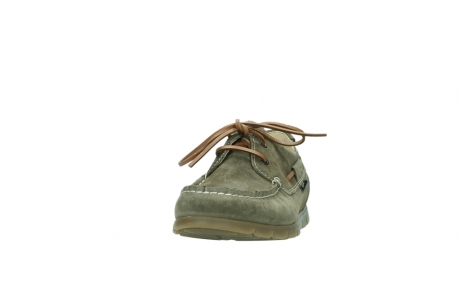 wolky lace up shoes 09326 flex 40150 taupe suede_20