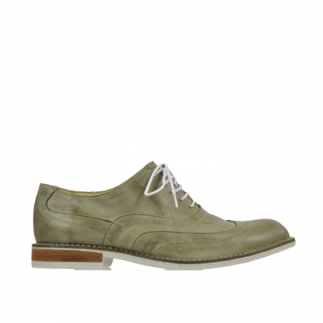 wolky schnurschuhe 09382 pittsburgh 20150 taupe leder