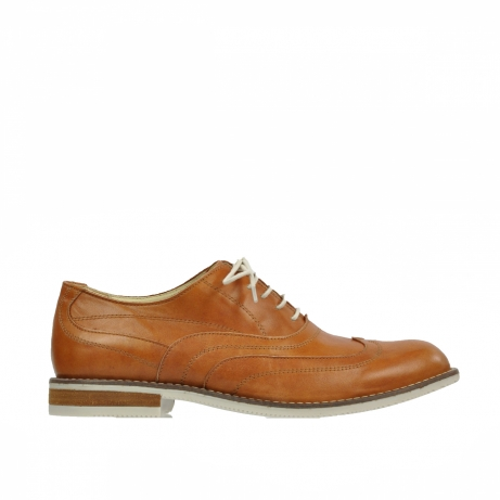 wolky lace up shoes 09382 pittsburgh 20490 chestnut leather