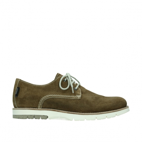 wolky veterschoenen 09390 canberra 40150 taupe suede