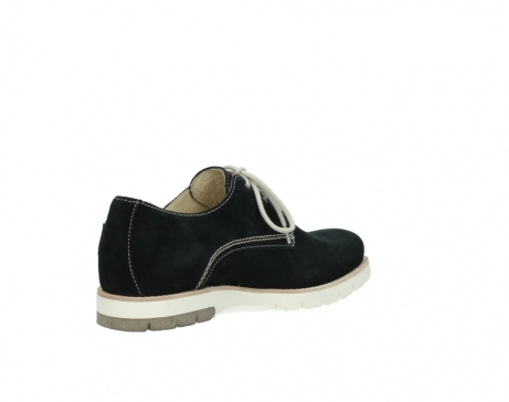 wolky lace up shoes 09390 canberra 40800 blue suede_10