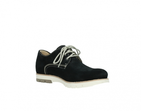 wolky lace up shoes 09390 canberra 40800 blue suede_16