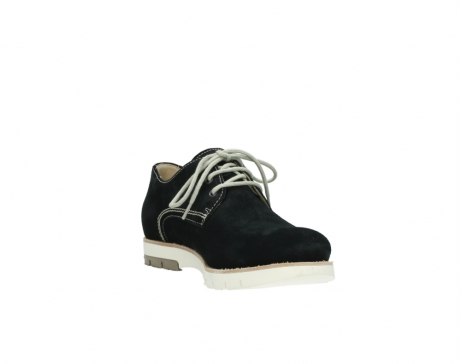 wolky lace up shoes 09390 canberra 40800 blue suede_17