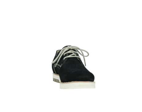 wolky lace up shoes 09390 canberra 40800 blue suede_18