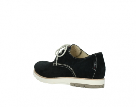 wolky lace up shoes 09390 canberra 40800 blue suede_4