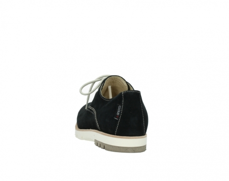 wolky lace up shoes 09390 canberra 40800 blue suede_6