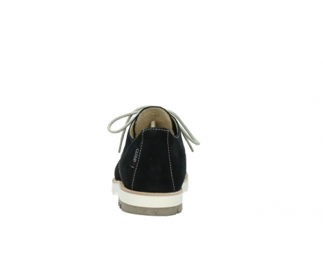 wolky lace up shoes 09390 canberra 40800 blue suede_7