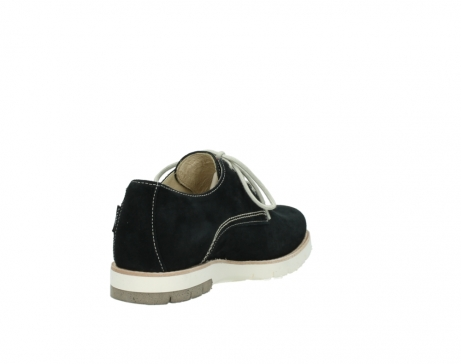 wolky lace up shoes 09390 canberra 40800 blue suede_9