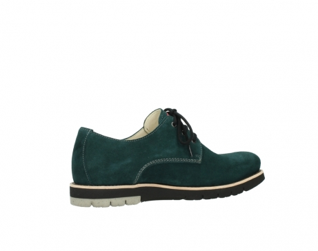 wolky lace up shoes 09392 canberra winter 40880 petrol blue suede_11