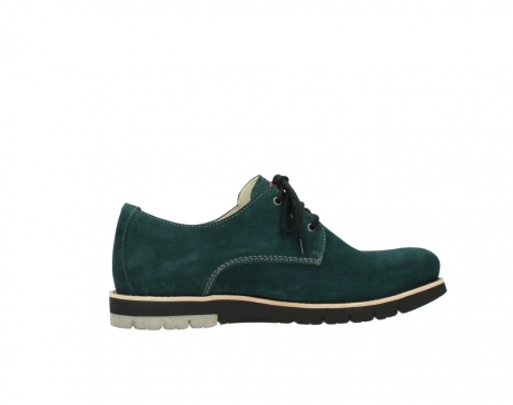wolky lace up shoes 09392 canberra winter 40880 petrol blue suede_12