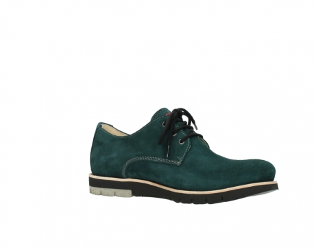 wolky lace up shoes 09392 canberra winter 40880 petrol blue suede_15
