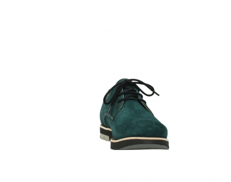 wolky lace up shoes 09392 canberra winter 40880 petrol blue suede_18