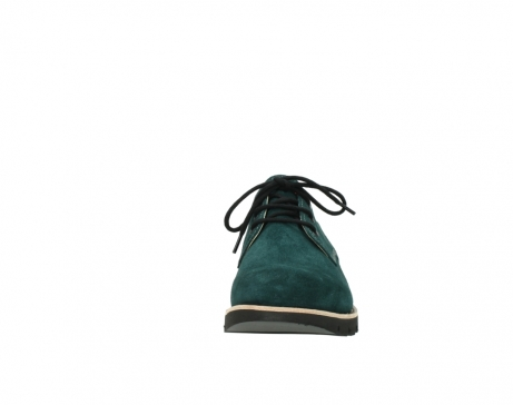 wolky lace up shoes 09392 canberra winter 40880 petrol blue suede_19